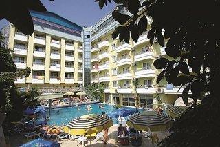 Alaiye Kleopatra Hotel & Apart - Side & Alanya