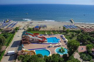 Club Turtas Beach Hotel - Side & Alanya