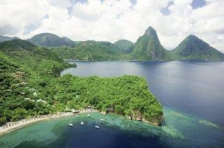Anse Chastanet - St.Lucia