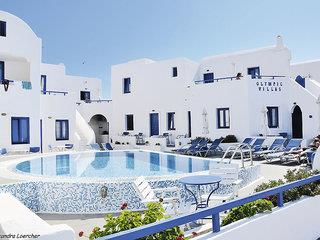 Olympic Villas & Traditional House - Santorin