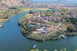 Dalyan Resort - Dalyan - Dalaman - Fethiye - Ölüdeniz - Kas