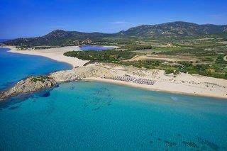 Chia Laguna Resort - Laguna / Village / Baia / Spazio Oasi - Sardinien