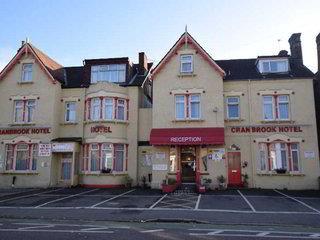 Cranbrook Hotel - London & Südengland