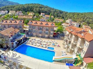 Flora Palm Resort - Dalyan - Dalaman - Fethiye - Ölüdeniz - Kas