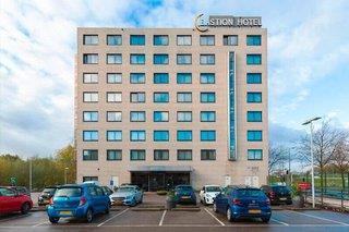 Bastion Deluxe Hotel Rotterdam/Terbregseplein - Niederlande
