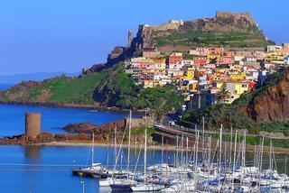 Hotel Nantis - Sardinien