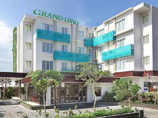 Grand Livio Kuta Hotel - Indonesien: Bali