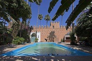 Palais Salam - Marokko - Inland