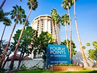 Four Points by Sheraton Downtown San Diego - Kalifornien
