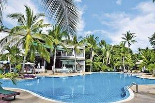 First Bungalow Beach Resort - Thailand: Insel Ko Samui
