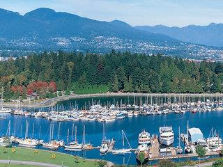 Lord Stanley Suites on the Park - Kanada: British Columbia