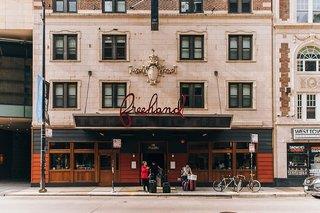 Freehand Chicago Hotel & Hostel - Illinois & Wisconsin