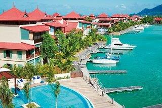 Eden Bleu Hotel - Seychellen