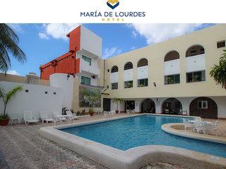 Maria de Lourdes - Mexiko: Yucatan / Cancun