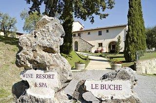 Le Buche Wine Resort & Spa - Toskana