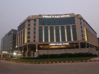 The Pride Plaza Hotel Aerocity - Indien: Neu Delhi / Rajasthan / Uttar Pradesh / Madhya Pradesh