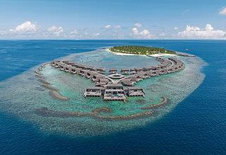 The St. Regis Maldives Vommuli Resort - Malediven