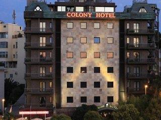 Hotel Colony - Rom & Umgebung