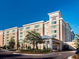 SpringHill Suites Orlando Flamingo Crossing - Florida Orlando & Inland