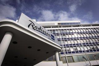 Radisson Blu Saga - Island
