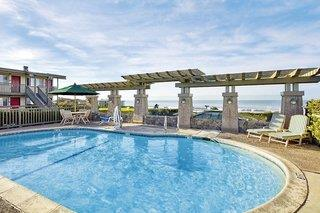 Cavalier Oceanfront Resort - Kalifornien