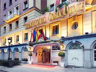 Sercotel Gran Hotel Conde Duque - Madrid & Umgebung