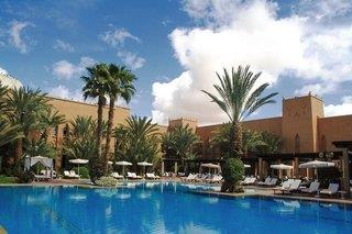 Le Berbere Palace - Marokko - Inland
