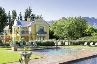 Franschhoek Country House & Villas - Südafrika: Western Cape (Kapstadt)