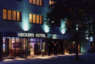 Hecker's Hotel Kurfürstendamm - Berlin