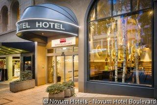 Novum Hotel Boulevard Stuttgart City - Baden-Württemberg