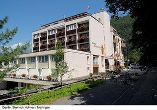 Das Hotel Sherlock Holmes - Bern & Berner Oberland