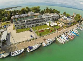 Hotel Yacht Wellness & Business - Ungarn: Plattensee / Balaton