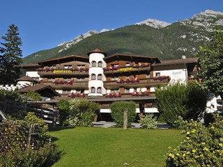 Burgstall - Tirol - Stubaital