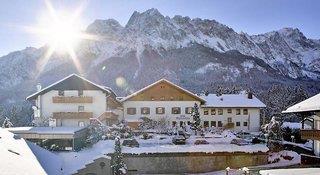 Romantik Alpenhotel Waxenstein - Bayerische Alpen