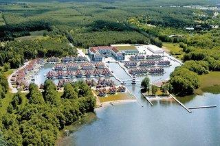 Hotelfoto Sarcon Marinapark Rheinsberg
