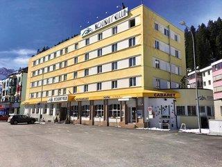Posthotel Holiday Villa Arosa - Graubünden