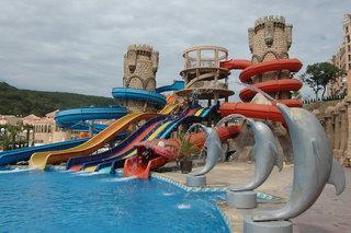 Royal Club Victoria - Elenite Holiday Village - Bulgarien: Sonnenstrand / Burgas / Nessebar