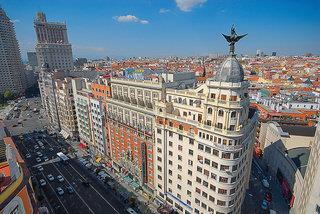 Senator Gran Via 70 Spa Hotel - Madrid & Umgebung