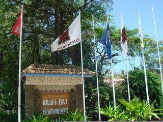 Kilifi Bay Beach Resort - Kenia - Nordküste