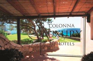 Grand Hotel Colonna Capo Testa - Sardinien