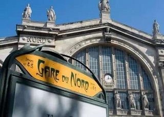 Hotel at Gare Du Nord - Paris & Umgebung