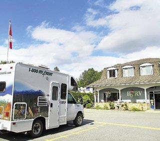 Burnaby Cariboo RV Park - Kanada: British Columbia