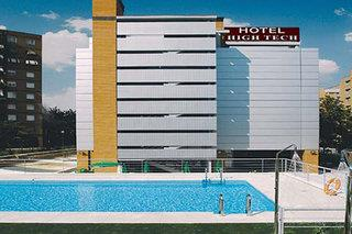 Hotelfoto High Tech Madrid Aeropuerto