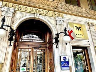 Best Western Moderno Verdi - Ligurien