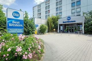 Best Western Macrander Hotel Frankfurt Kaiserlei - Hessen
