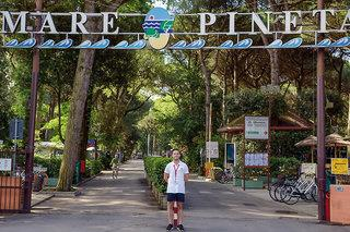 Camping Mare Pineta - Emilia Romagna