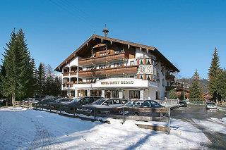 Hotel Garni St.Georg - Tirol - Region Seefeld