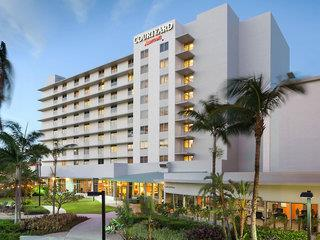 Hotelfoto Courtyard Miami Airport South