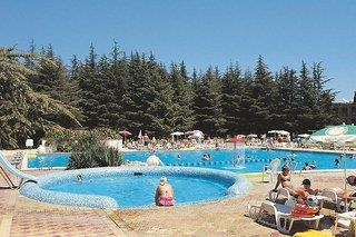 Parkhotel Continental & Parkhotel Continental Prima - Bulgarien: Sonnenstrand / Burgas / Nessebar