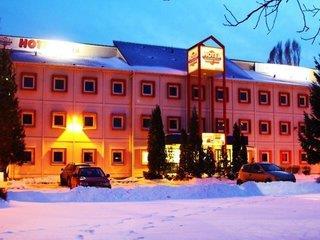 Drive Inn Hotel Budapest - Ungarn